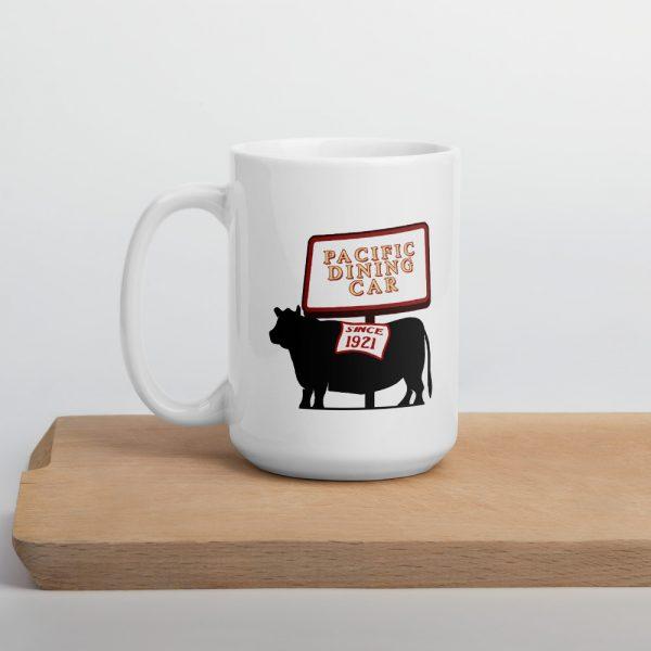 PDC Black Angus on 6th | Mug