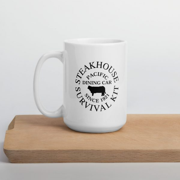 PDC Steakhouse Survival Kit - Mug
