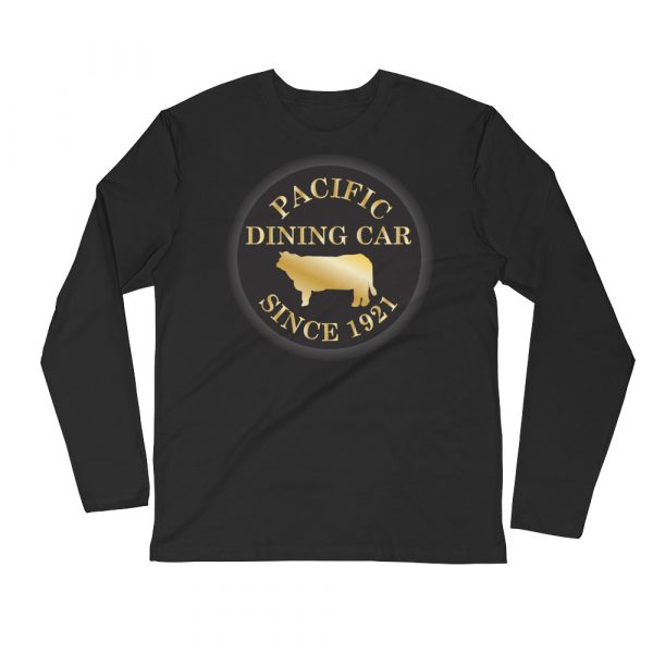 Pacific Dining Car Long Sleeve Crew Neck