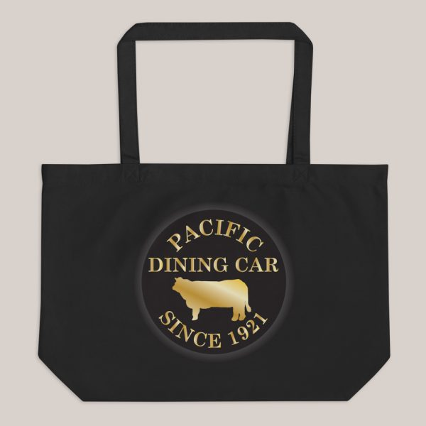 Pacific Dining Car Tote Bag