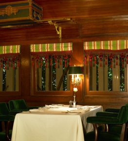 Pacific Dining Car - Los Angeles
